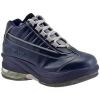 Sapatos Criança Sapatilhas de cano-alto Fornarina  Azul