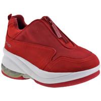 Sapatos Criança Sapatilhas de cano-alto Fornarina  Vermelho