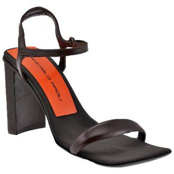Sapatos Mulher Sandálias Giancarlo Paoli  Castanho