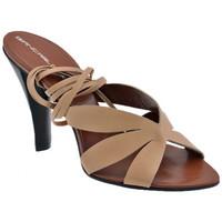Sapatos Mulher Sandálias Giancarlo Paoli  Bege