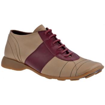 Sapatos Mulher Sapatilhas de cano-alto Giancarlo Paoli  Bege