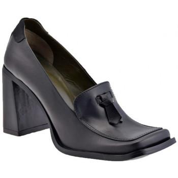 Sapatos Mulher Mocassins Giancarlo Paoli  Preto