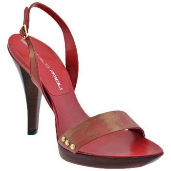 Sapatos Mulher Sandálias Giancarlo Paoli  Vermelho