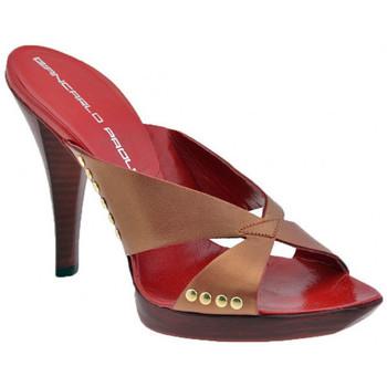 Sapatos Mulher Escarpim Giancarlo Paoli  Vermelho