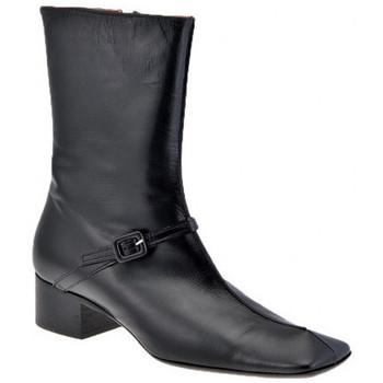 Sapatos Mulher Botins Giancarlo Paoli  Preto