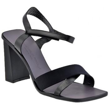 Sapatos Mulher Sandálias Giancarlo Paoli  Preto