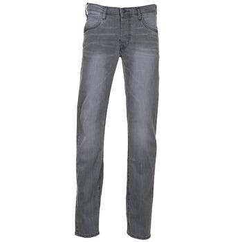 Textil Homem Calças Jeans Lee DAREN Cinza