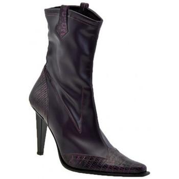 Sapatos Mulher Botins Strategia  Violeta