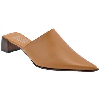 Sapatos Mulher Tamancos Strategia  Castanho