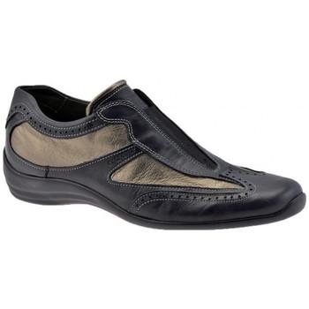 Sapatos Mulher Sapatilhas de cano-alto Stonefly  Preto