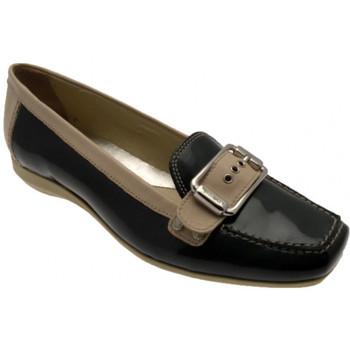 Sapatos Mulher Mocassins Stonefly  Azul