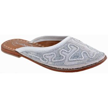 Sapatos Criança Tamancos Bamboo  Branco