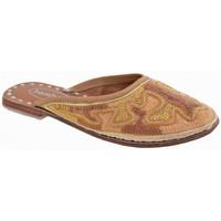 Sapatos Criança Tamancos Bamboo  Ouro