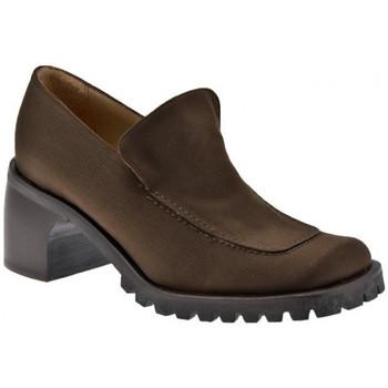 Sapatos Mulher Mocassins Now  Castanho