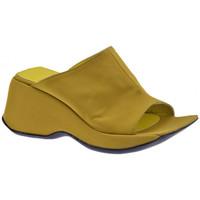 Sapatos Mulher Tamancos Now  Castanho