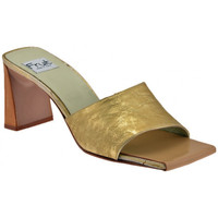 Sapatos Mulher Chinelos Now  Ouro