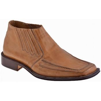 Sapatos Homem Botas baixas Nicola Barbato  Cinza