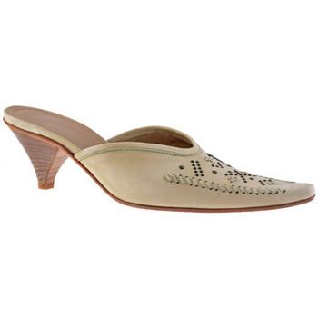 Sapatos Mulher Tamancos Fascino  Branco