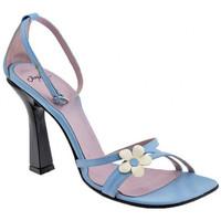 Sapatos Mulher Sandálias Josephine  Azul
