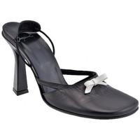 Sapatos Mulher Sandálias Josephine  Preto