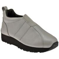 Sapatos Mulher Sapatilhas Superga  Prata