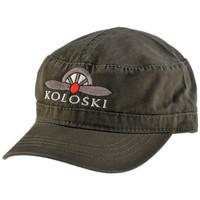 Acessórios Homem Boné Koloski  Verde