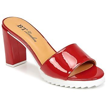 Sapatos Mulher Sandálias Betty London EJORDY Vermelho