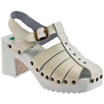Sapatos Mulher Sandálias Magica Estate  Branco