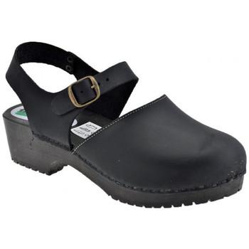 Sapatos Mulher Sandálias Magica Estate  Preto