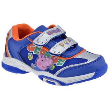 Sapatos Criança Sapatilhas Peppa Pig  Azul