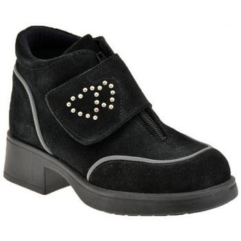 Sapatos Criança Botas Lelli Kelly  Preto