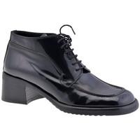 Sapatos Mulher Richelieu Dockmasters  Preto