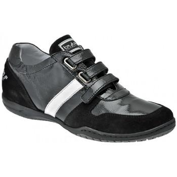 Sapatos Mulher Sapatilhas de cano-alto Byblos Blu  Preto