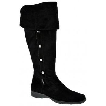 Sapatos Mulher Botas Byblos Blu  Preto