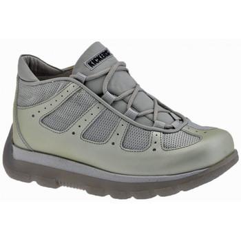 Sapatos Rapaz Sapatos de caminhada Kickers  Prata