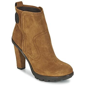 Sapatos Mulher Botins Pataugas FANNY/F Castanho