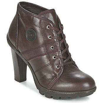 Sapatos Mulher Botins Pataugas FURBY/N Chocolate