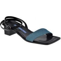 Sapatos Mulher Sandálias M. D'essai  Azul
