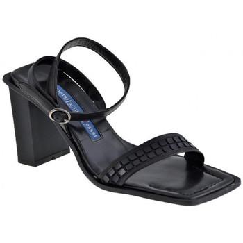 Sapatos Mulher Sandálias M. D'essai  Preto
