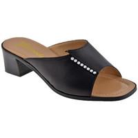 Sapatos Mulher Chinelos Susimoda  Preto
