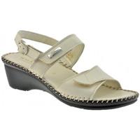 Sapatos Mulher Sandálias Susimoda  Bege