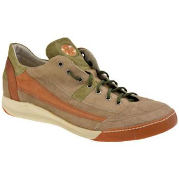 Sapatos Homem Sapatilhas OXS  Bege