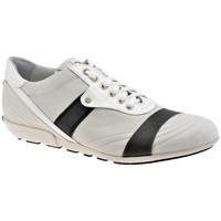 Sapatos Homem Sapatilhas OXS  Branco