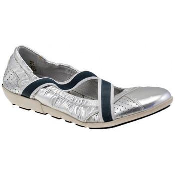 Sapatos Mulher Sabrinas OXS  Prata
