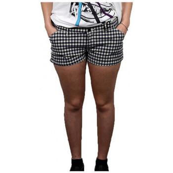 Textil Mulher Shorts / Bermudas Converse  Azul