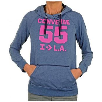 Textil Mulher Sweats Converse  Azul