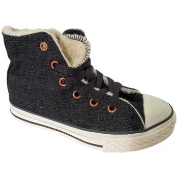 Sapatos Criança Sapatilhas de cano-alto Converse  Azul