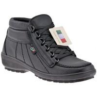 Sapatos Homem Sapatos de caminhada Alisport  Preto