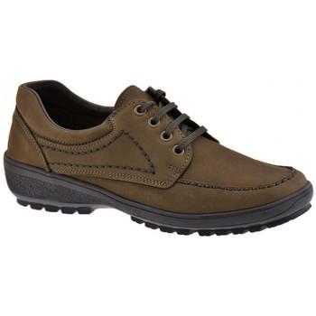 Sapatos Mulher Sapatilhas de cano-alto Alisport  Cinza