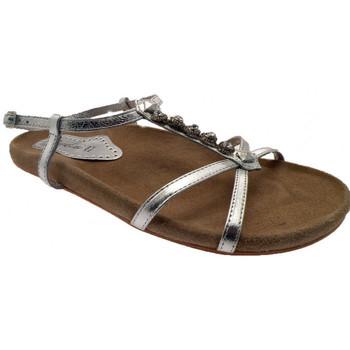 Sapatos Mulher Sandálias Gardini  Prata